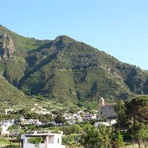 Malfa und Monte Fossa delle Felci