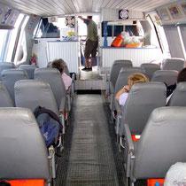 Fahrgastraum