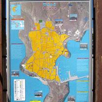 Karte von Chora