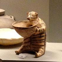 Igelkatzenbär, 2800-2300 v. Chr.