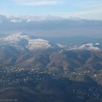 Berge bei Athen