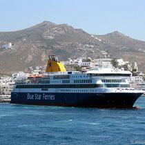 .....legt in Naxos an