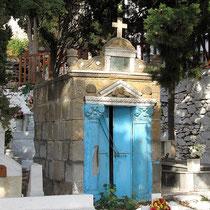 Mausoleum?