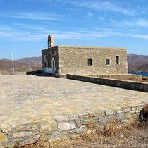 Doppelkapelle Agia Anna und Ioannis Prodromos