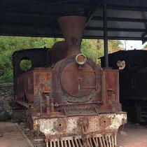 ... Dampflokomotiven...