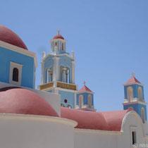 Kasos: Kirche Agia Trianda in Poli