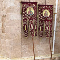 Kirchenfahnen
