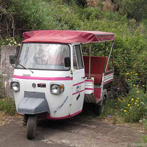 Dreirad-Taxi