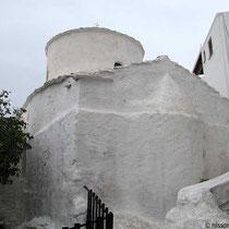 Kirche in Chora