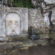 Brunnen bei Voila