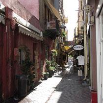 Die Isodion-Straße