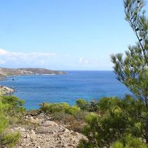 Gavdos: Bei Korfos
