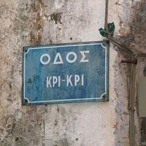 Kri-Kri-Straße