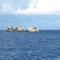 Und wieder das Steinschiff Karavos