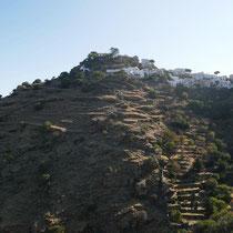Ioulida auf dem Berg