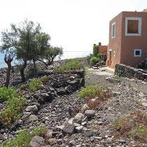 (Kleineres) Haus am Meer