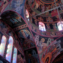 "Karpathos: Die Kirche ""Zoodochou Pigi"" in Diafani"