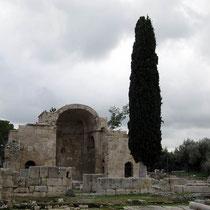Die Basilika ....
