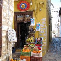Die guten Orangen von der Argolis