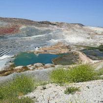 das Bergbauloch