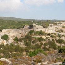 Die Ruinne von Kato Chora