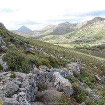Das Tal von Avlona von der anderen Seite