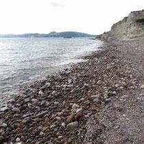 Der Enias-Strand