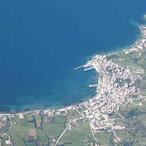 Hafen auf Evia: Marmari