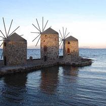 Die Windmühlem