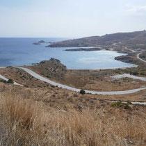 Bucht von Agia Paraskevi