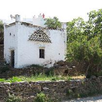 Ein Taubenhaus