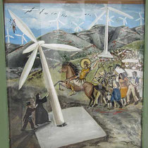 Erfolgreicher Kampf gegen Windräder