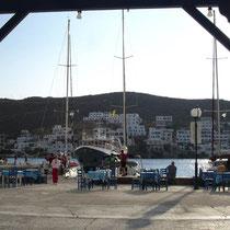 Kythnos: Ostria