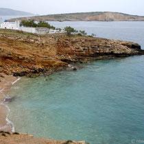 Ufer bei Agios Nikolaos