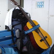 Kreta: Nicht ohne meine Gitarre