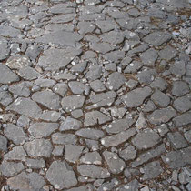 Kreta: Pflastersteine in der Imbros-Schlucht