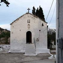 Kapelle am Uhrturm