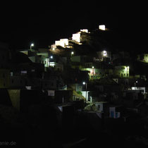 Karpathos: Olymbos bei Nacht