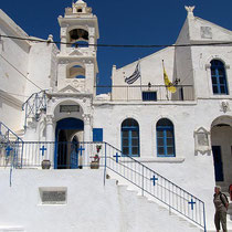 Die Hauptkirche von Nikia