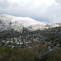 Der Pass bei Agia Varvara