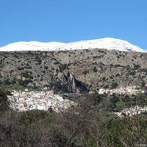 Kritsa unterm weißen Berg