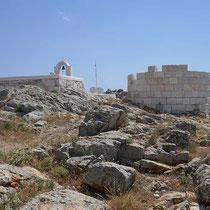 Agios Charalambos und der weiße Turm