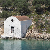 Gazadika - falsche Kapelle