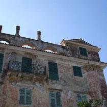 Der alter Gouverneurspalast
