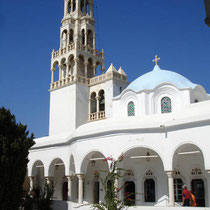 Tinos: Panagia-Kirche