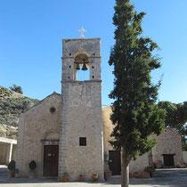 Die Kirche Agios Antonis