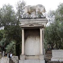 Grab des Dionysios von Kollitos