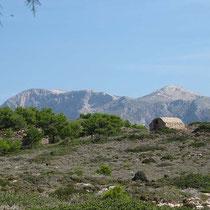 Telendos-Süd und Kalymnos