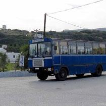 Der alte Inselbus