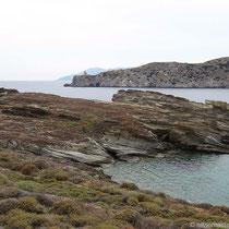 .... über die Bucht